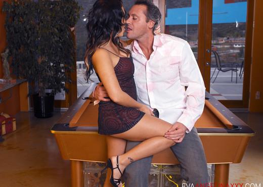 Latina Pornstar Eva Angelina Getting Fucked and Loving It - Hardcore Porn Gallery