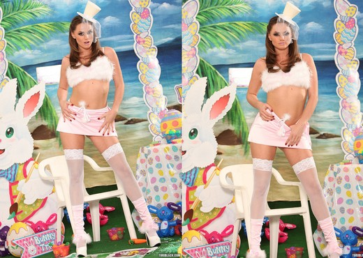 Tori Black is the Easter Bunny that Melts in your Hands - Solo Picture Gallery