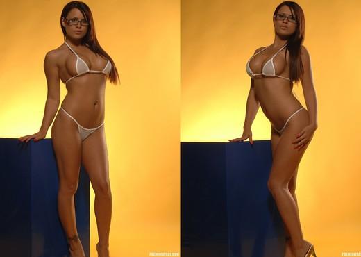 Eva Angelina Brings the Summer Heat Indoors - Pornstars Image Gallery