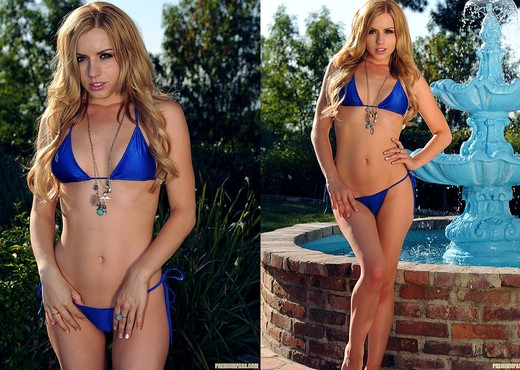 Lexi Belle's Public Nudity Surprise for the Voyeurs - Toys Picture Gallery