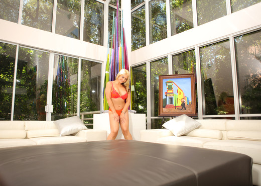 Sarah Vandella Gives You the View - Toys Picture Gallery