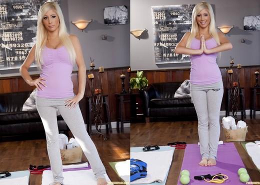 Tasha Reign - Yoga is Hot - Solo Image Gallery
