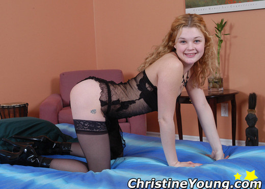 Christine Young - Teen HD Gallery