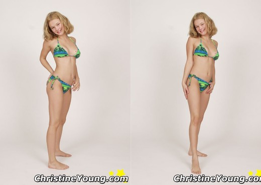 Christine Young - Solo Picture Gallery