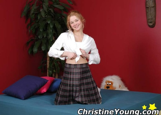 Christine Young - Toys Porn Gallery
