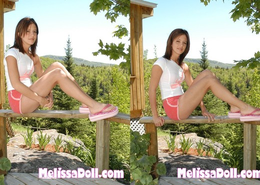 Melissa Doll - Teen Picture Gallery