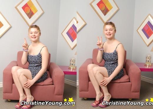 Christine Young - Teen TGP