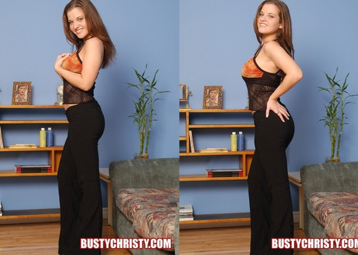 Busty Christy - Teen Hot Gallery