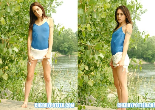 Cherry Potter - Teen Picture Gallery
