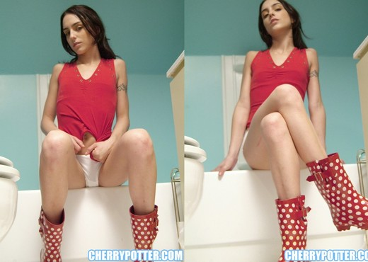 Cherry Potter - Teen TGP