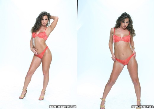 Hot Latina Naomi Strips Down Out Of Red Lingerie - Pornstars Nude Gallery