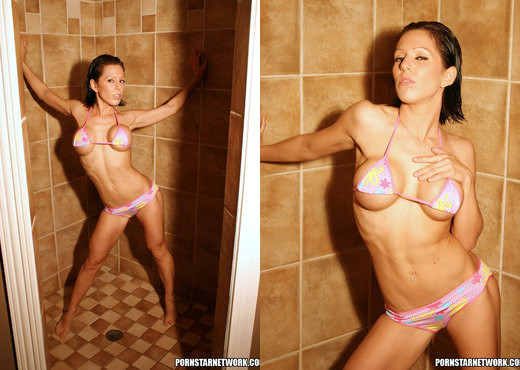 Kream Gets Cleaned Up - Solo Nude Gallery