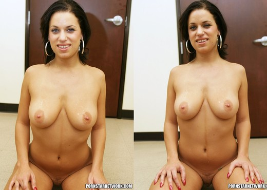 Lovely Latina Mia Bangg - Blowjob Nude Gallery