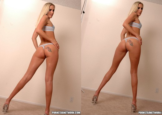 Angel Long & Jordan Styles Show Off Their Asses - Pornstars Nude Pics