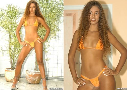 Priscila Gets Her Butt Boned - Anal HD Gallery