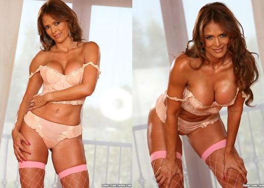MILF Babe Monique Fuentes Gets Fucked Hard - Interracial Nude Pics