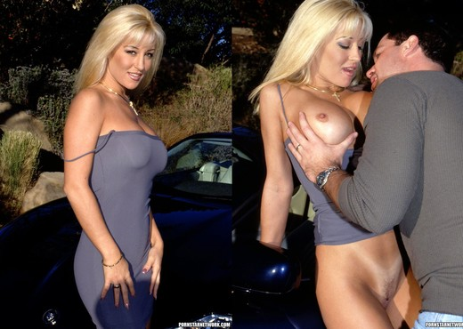 Legendary Busty Blonde Jill Kelly Takes One For The Team - Hardcore Hot Gallery