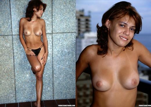 Petite Brunette Marila is One Caliente Latina - Latina Nude Pics