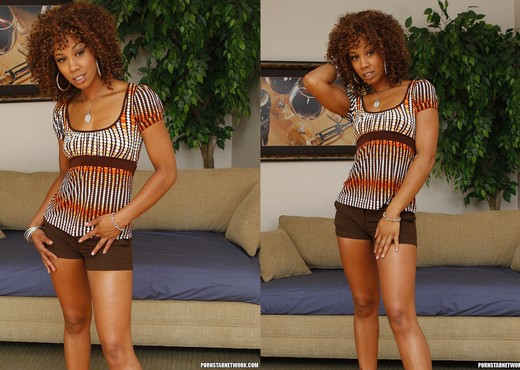 Misty Stone Fucks Until the Film Runs Out - Ebony Nude Gallery