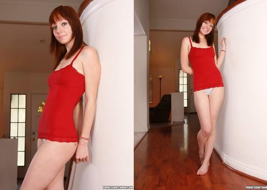 Beau Marie - Redhead Loves a Big Dick - Interracial Nude Pics