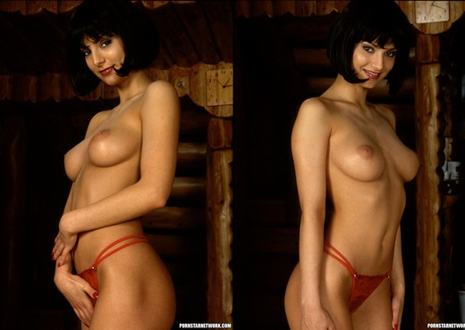 Katja Love Drains Him with Anal - Anal Sexy Photo Gallery