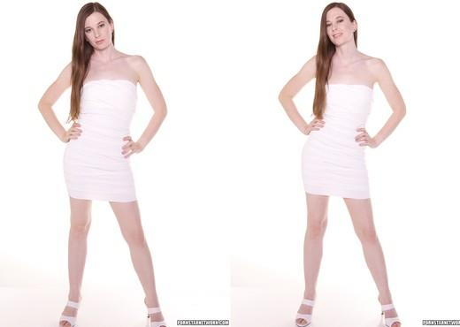 Taliah Mac - Easy-Breezy Brunette Flirt - Lesbian Hot Gallery