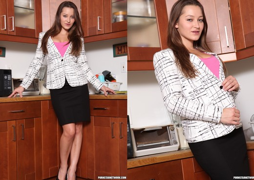 Dani Daniels Fantasizes about Cheating - Solo Picture Gallery