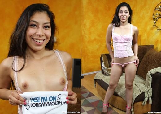 Nicole Ferrera - Playful Latina At My Feet - Latina Nude Gallery