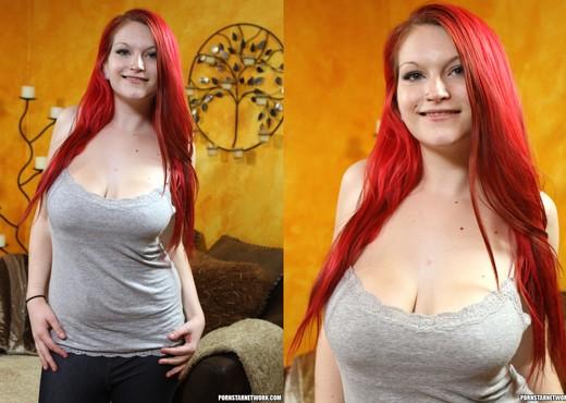 Amber Sativa - Nympho Next Door - Blowjob HD Gallery