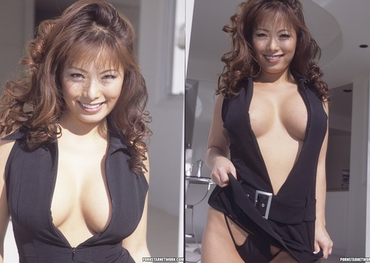 Fujiko Kano and Lucy Thai - Two 2 on 1s for Hot Asians - Asian Hot Gallery