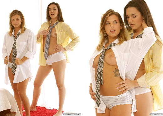 Paisley Parker and Keisha Grey - Lesbian Picture Gallery