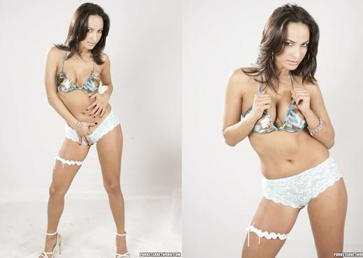Belinha Baracho's Ass Keeps Him Cumming Back - Anal Nude Pics