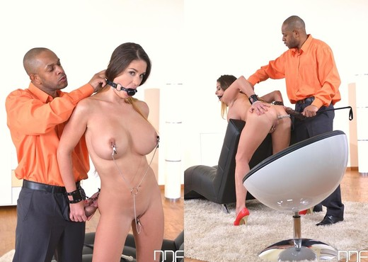 Cathy Heaven - House of Taboo - BDSM Nude Pics