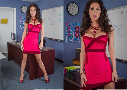 Jessica Jaymes - My First Sex Teacher - Hardcore Porn Gallery