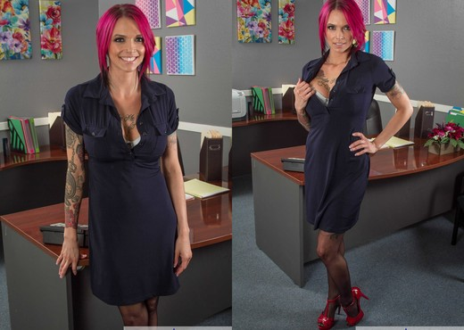 Anna Bell Peaks - Naughty Office - Hardcore HD Gallery