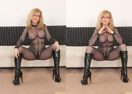 Nina Hartley - Spring, Time to Plant This Flower - MILF Hot Gallery