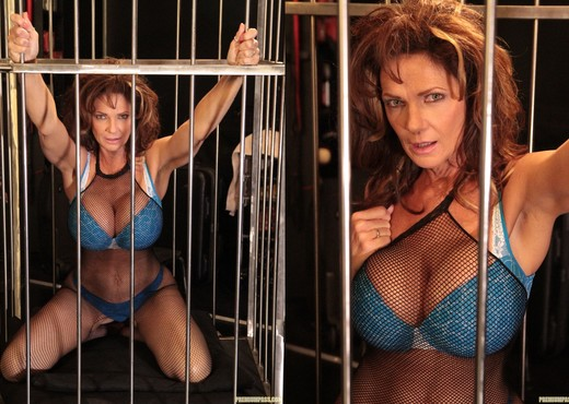 Nina, Deauxma, and Sally - The Waiting is the Hottest Part - MILF Picture Gallery