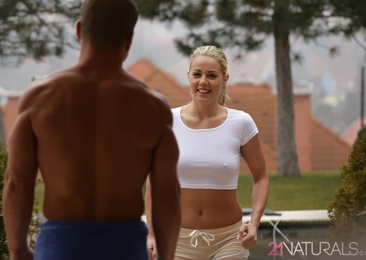 Christen Courtney - Of all those men - 21Naturals - Hardcore Porn Gallery