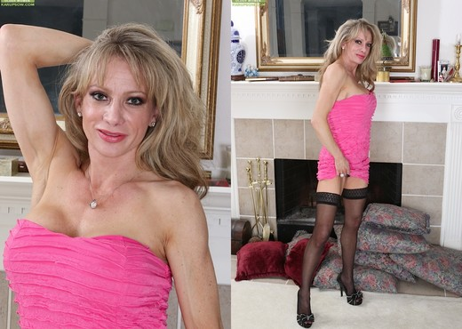 Christina Brim - Karup's Older Women - MILF Image Gallery