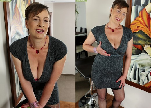 Sandra Green - Karup's Older Women - MILF TGP
