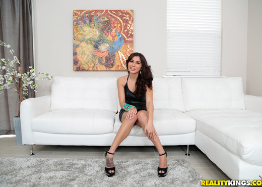Brittany Bliss - Body Bliss - 8th Street Latinas - Latina Image Gallery