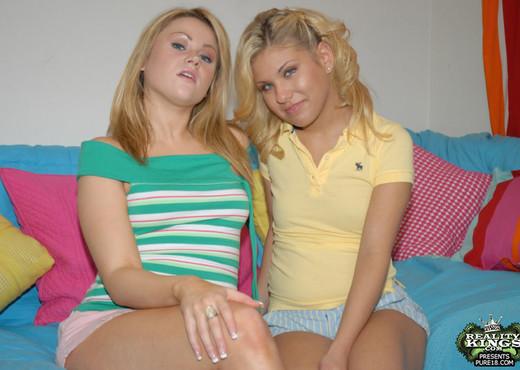 Aubrey, Sindee Jennings - Ready For Fun - Pure 18 - Teen TGP