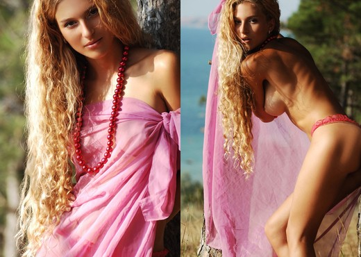 Red Pearl - Kati - Zemani - Solo Nude Pics