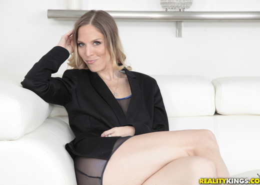 Samantha Sheridan - Sheer Seduction - MILF Hunter - MILF HD Gallery