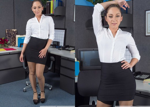 Remy LaCroix - Naughty Office - Hardcore Porn Gallery