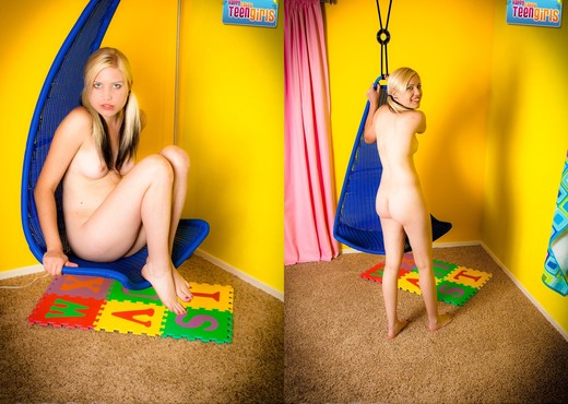 Sure, Have A Look! - Amanda - Happy Naked Teen Girls - Teen TGP
