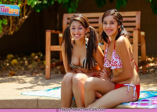 Can I Touch? - Kristina Bell - Happy Naked Teen Girls - Lesbian Image Gallery