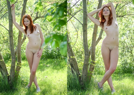 Forest Nymph - Elen - Sweet Nature Nudes - Solo Porn Gallery