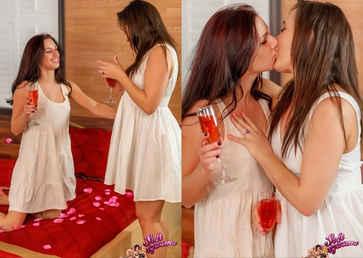 Gentle and Rough - Sinn Sage - Soft Orgasms - Lesbian Porn Gallery
