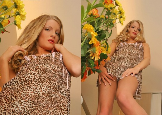 Cayenne - Leopard - Solo Hot Gallery